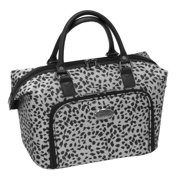 Amelia Earhart Safari Collection 16-inch Cosmetic Tote Bag