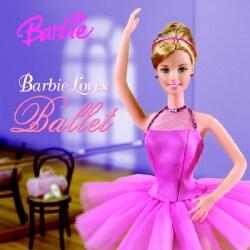 Barbie Loves Ballet (Paperback)