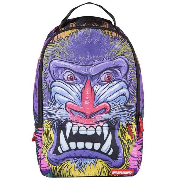 SprayGround Deluxe Jungle Beast Backpack
