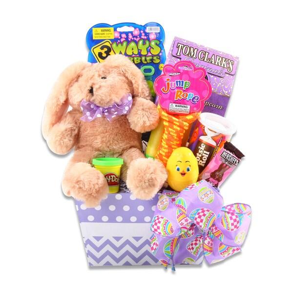 Springtime Playtime Gift Basket