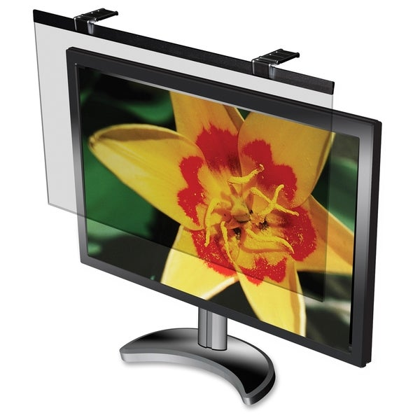 Compucessory Anti-glare LCD Filter Black - 1/EA