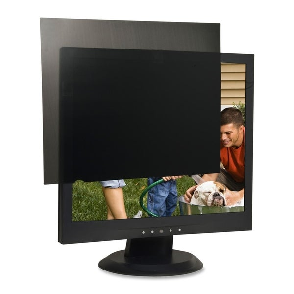 Compucessory Privacy Screen Filter - 19 LCD Black - 19 Monitor 17172991