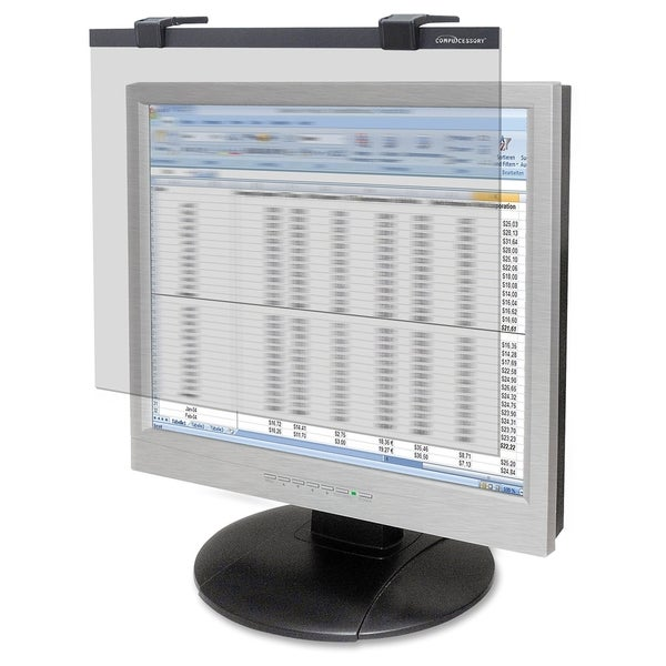 Compucessory LCD Security Filter Black - 1/EA