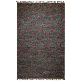Rizzy Home Whittier Collection WR9628 Accent Rug (9' x 12')