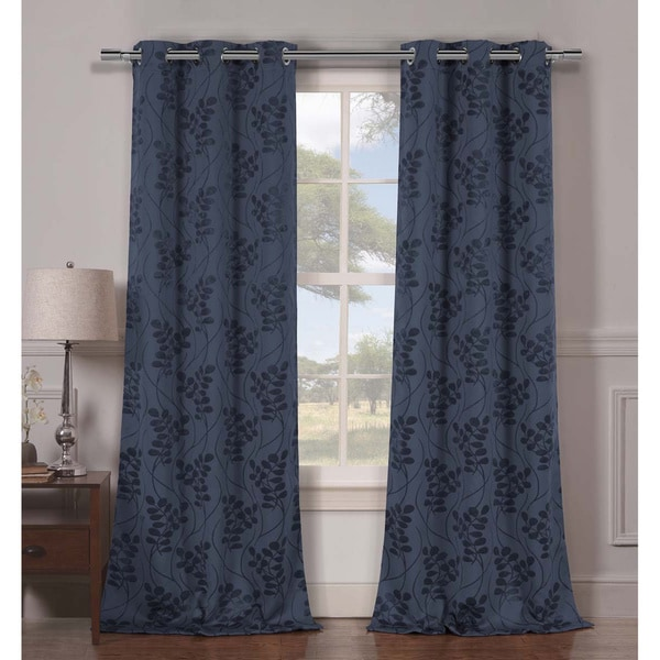 RileyAnn Blackout Grommet Curtain Panel Pair