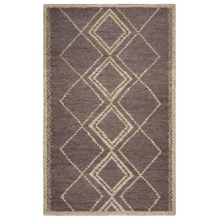 Rizzy Home Whittier Collection WR9634 Accent Rug (9' x 12')