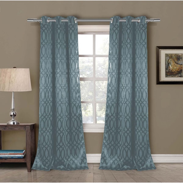 Duck River Tayla Blackout Grommet Curtain Panel Pair
