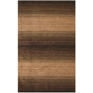 Rizzy Home Platoon Collection Hand-loomed Striped Accent Rug (3' x 5')