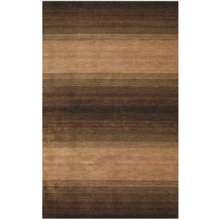 Rizzy Home Platoon Collection Hand-loomed Striped Area Rug (8' x 10')