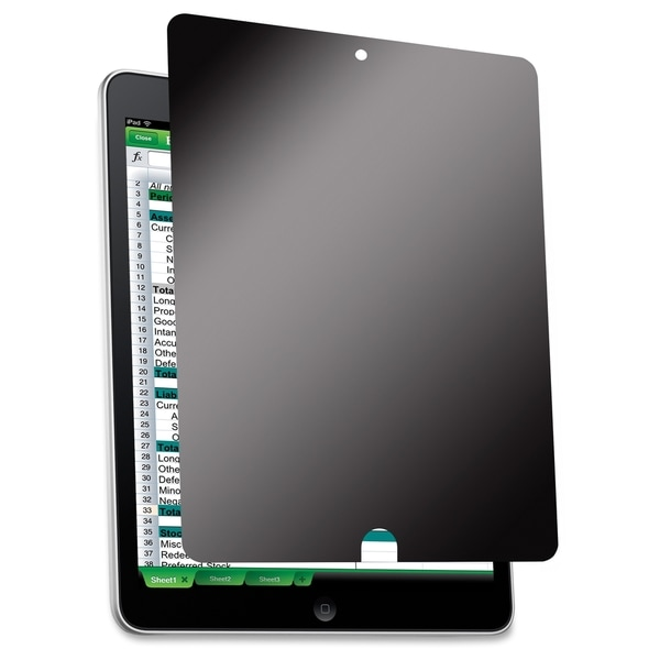 Compucessory iPad Air Privacy Filter Black - 1/EA