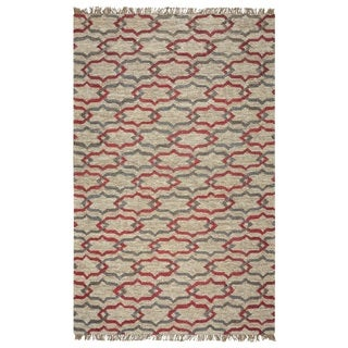 Rizzy Home Whittier Collection WR9621 Accent Rug (9' x 12')