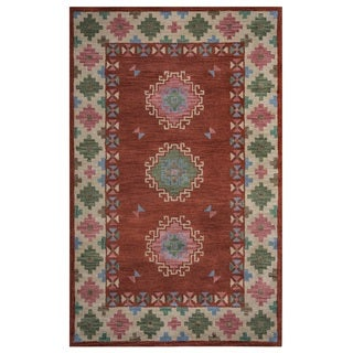 Rizzy Home Southwest Collection SU9008 Accent Rug (9' x 12')