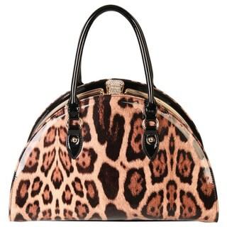Rimen and Co. Animal Print Leopard Handbag