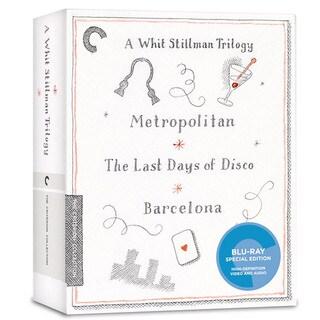 A Whit Stillman Trilogy: Metropolitan, Barcelona, The Last Days of Disco Box Set (Blu-ray Disc)