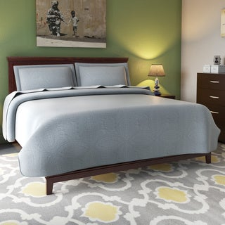 Furniture of America Tranzio Transitional Style Panel Bed