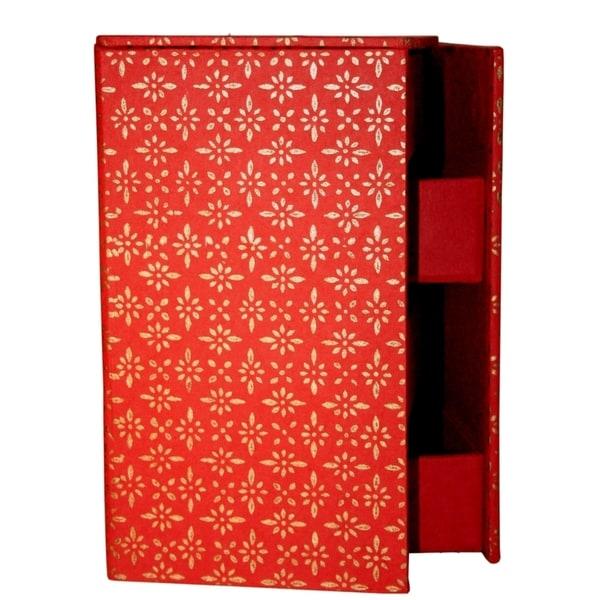 Bloom Handmade Swivel Box (India)