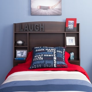 Bella Twin Headboard, Espresso