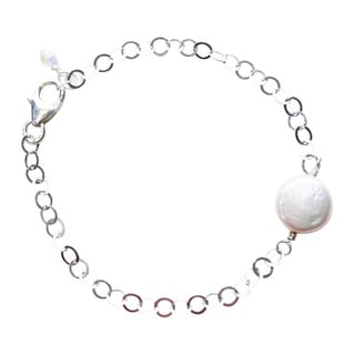 Moonlight Pearl Bracelet