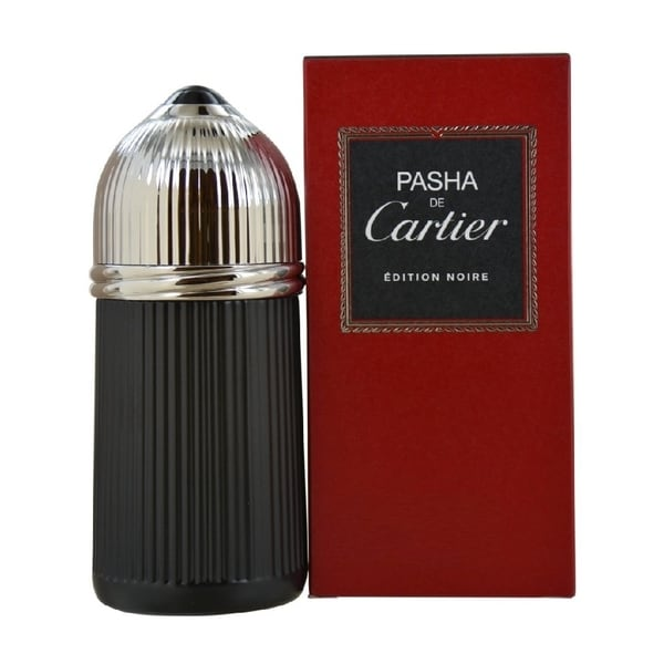Cartier Pasha Edition Noire 5-ounce Eau de Toilette Spray