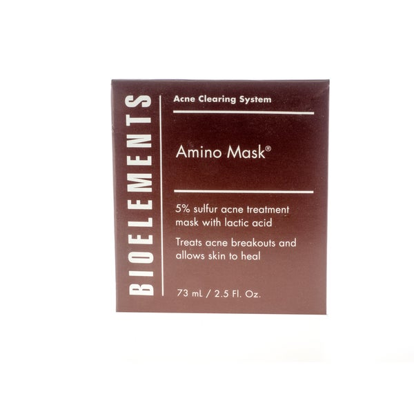 Bioelements 2.5-ounce Amino Mask