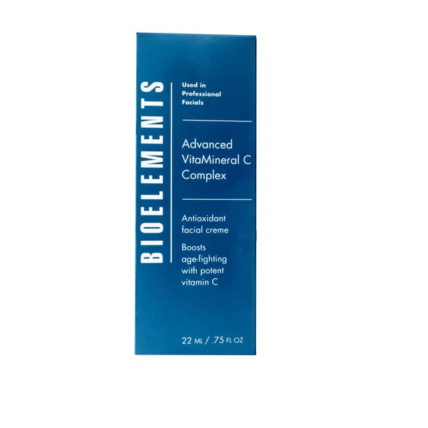Bioelements .75-ounce Advanced Vitamineral C Complex Creme