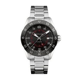 Hamilton Khaki Aviation H76755135 Pilot GMT Auto Men's Watch