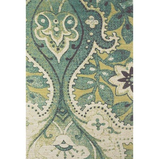 Feizy Verapaz Abstract Hand-woven Rug (8' x 11')