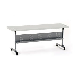 24 x 72-inch Plastic Flip n' Store Table, 10 Pack