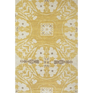 Feizy Verapaz Hand-woven Abstract Rug (5' x 8')