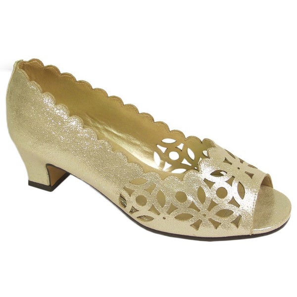 Womens' Irene Peep Toe Shoes