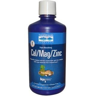 Trace Minerals Research Pina Colada 32-ounce Cal/ Mag/ Zinc