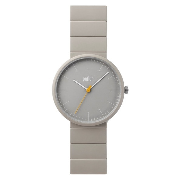 Braun Mens BN0171GYGYG Ceramic Quartz Watch