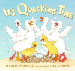 It's Quacking Time! (Hardcover)