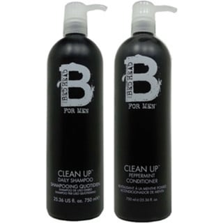 TIGI Bed Head Men Clean Up 25.36-ounce Shampoo & Conditioner Duo