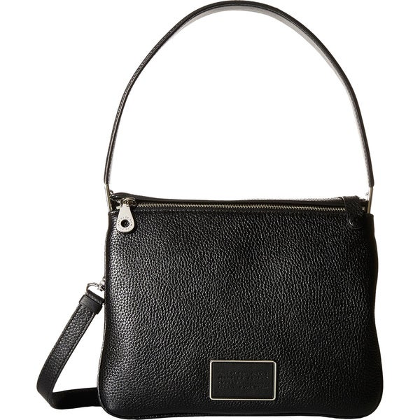 MARC by Marc Jacobs Black 'Ligero' Shoulder Bag