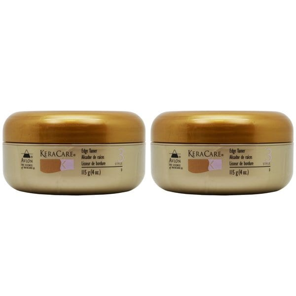 Keracare 4-ounce Edge Tamer (Pack of 2)