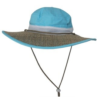 Bughat Unisex Blue Sun/ Bug Protection Garden Hat