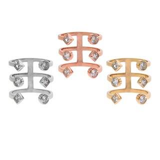 Eternally Haute 14k Goldplated Goldrush Ring