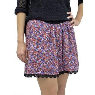 Relished Women's Betsey Sunday Skirt-Shorts