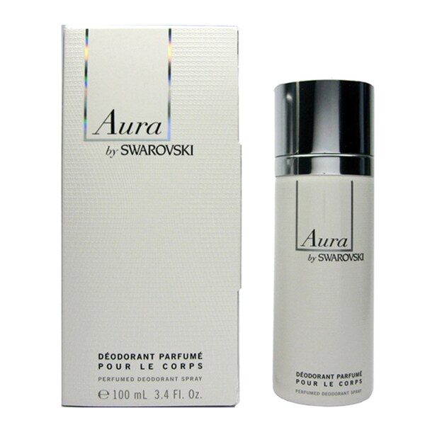 Swarovski Aura Women's Perfumed Deodorant Spray