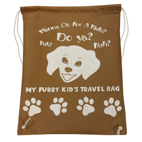 Pet Dog Travel Bag