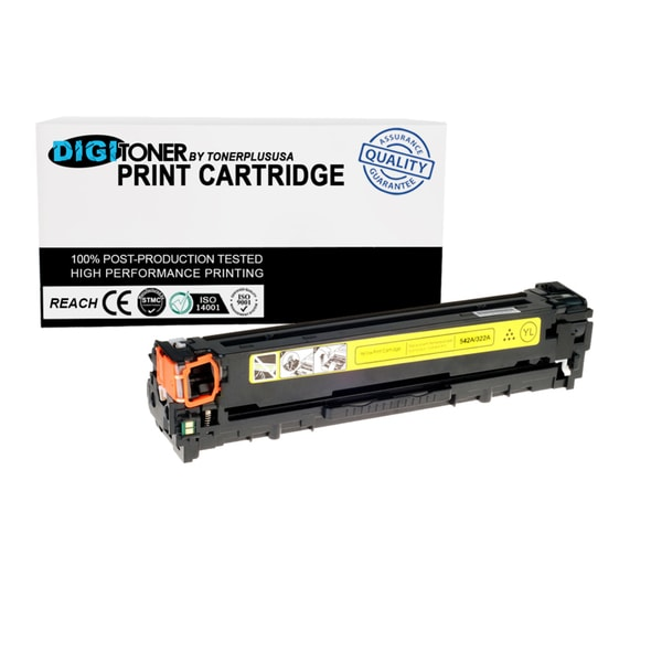 Compatible HP 128A CE322A Yellow Toner Cartridge For CM1415fnw CP1525nw