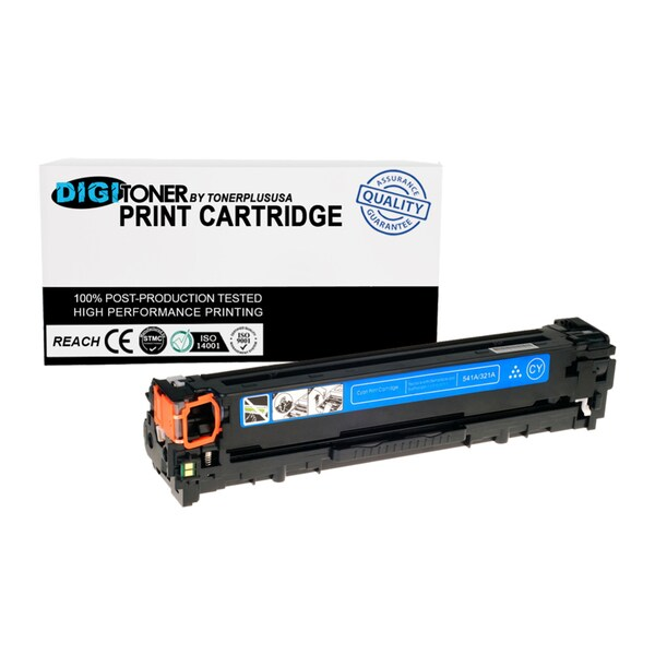 Compatible HP 128A CE321A Cyan Toner Cartridge For CM1415fnw