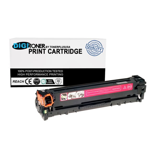CE323A HP 128A Magenta Toner Cartridge For CM1415fnw CP1525nw