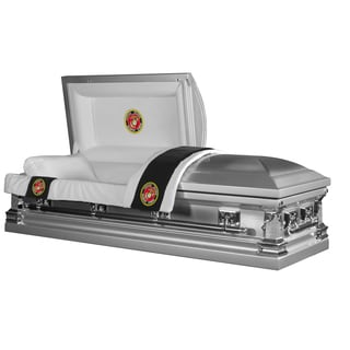Star Legacy Life of Honor Marines Casket