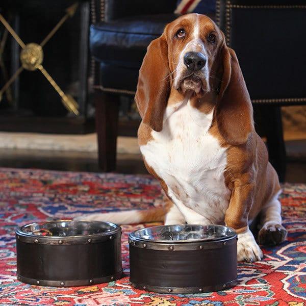 Unleashed Life Briggs Dog Bowls