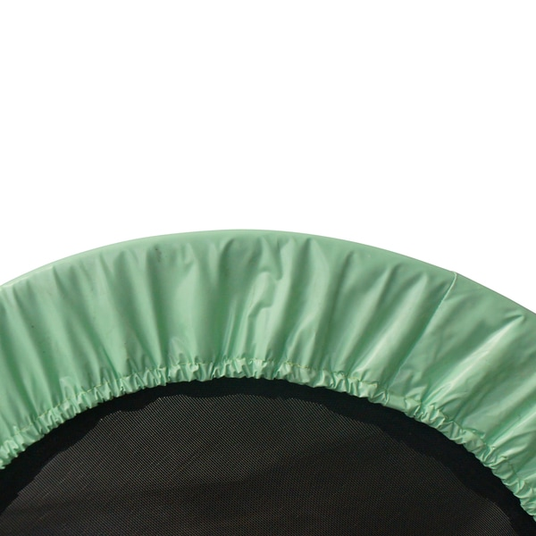 Mini Round Trampoline Green Replacement Safety Pad (Spring Cover)