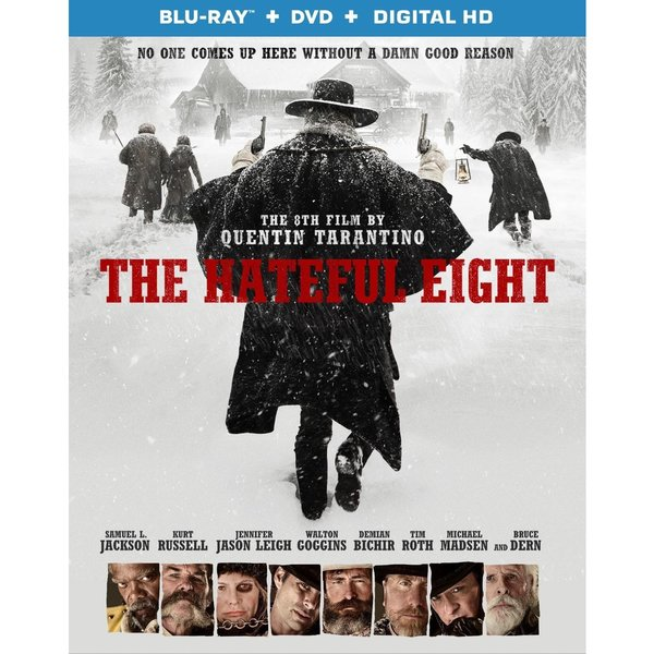 The Hateful Eight (Blu-ray/DVD) 17189391