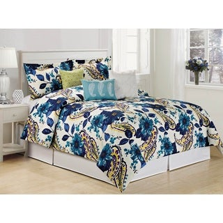 Fashion Street Peri 7-piece Comforter Set