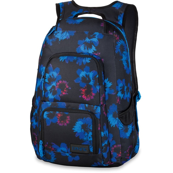 Dakine Jewel Blue Flowers 26L 14-inch Laptop Backpack